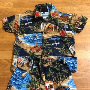 Other - 🛍♻️ 5/$15 RJC Made in Hawaii USA Tropical Size 6M